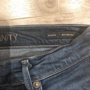 Citizens Of Humanity Jeans - Citizens Of Humanity Avedon Slick Skinny Leg Jeans